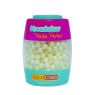 Sugar sprinkles pearls white