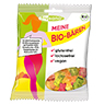 Organic maltose and glucose gummi bears