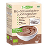 Organic Chocolate Pudding with Organic Corn Sugar