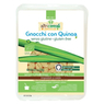 Organic Gnocchi from Potatoes and Quinoa - free from gluten