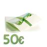Vale regalo 50 EUR